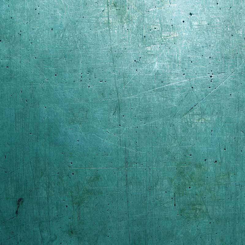 Turquoise Scratched Metal - Pattern Vinyl and HTV