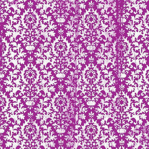 "Crafter's Vinyl Supply Cut Vinyl ORAJET 3651 / 12"" x 12"" Vintage Damask Pattern 10 - Pattern Vinyl and HTV by Crafters Vinyl Supply"
