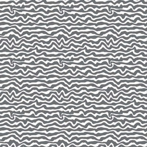 "Crafter's Vinyl Supply Cut Vinyl ORAJET 3651 / 12"" x 12"" Wavy Stripe Patterns 23 - Pattern Vinyl and HTV by Crafters Vinyl Supply"