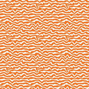 "Crafter's Vinyl Supply Cut Vinyl ORAJET 3651 / 12"" x 12"" Wavy Stripe Patterns 3 - Pattern Vinyl and HTV by Crafters Vinyl Supply"