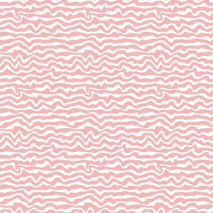 "Crafter's Vinyl Supply Cut Vinyl ORAJET 3651 / 12"" x 12"" Wavy Stripe Patterns 4 - Pattern Vinyl and HTV by Crafters Vinyl Supply"