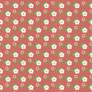 "Crafter's Vinyl Supply Cut Vinyl ORAJET 3651 / 12"" x 12"" Woodland Valentine 2 - Pattern Vinyl and HTV by Crafters Vinyl Supply"