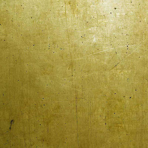 "Crafter's Vinyl Supply Cut Vinyl ORAJET 3651 / 12"" x 12"" Yellow Scratched Metal - Pattern Vinyl and HTV by Crafters Vinyl Supply"