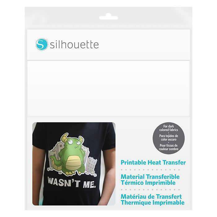 It is an image of Dynamic Silhouette Printable Vinyl