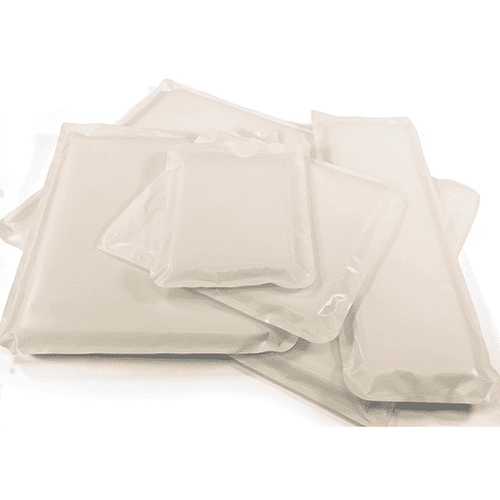 Crafter's Vinyl Supply Cut Vinyl Siser 5 Pack of Heat Transfer Pillows - 1 of Each Size by Crafters Vinyl Supply