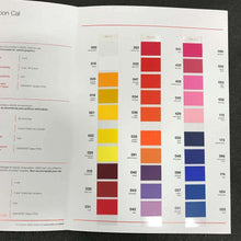 Load image into Gallery viewer, Crafter's Vinyl Supply More ORACAL® 631 Colour Chart by Crafters Vinyl Supply