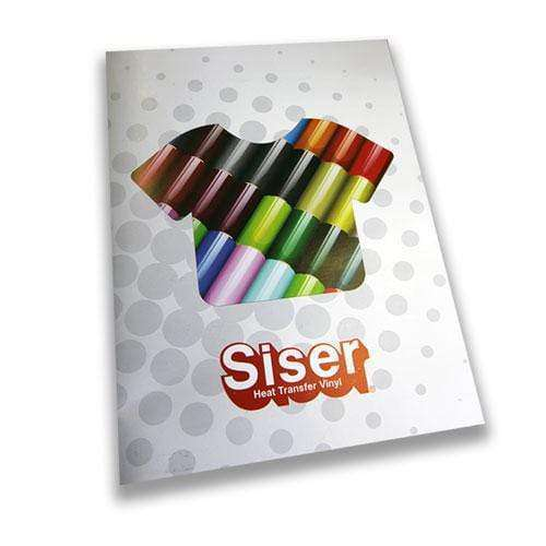 Crafter's Vinyl Supply More Siser Easyweed Colour Chart by Crafters Vinyl Supply