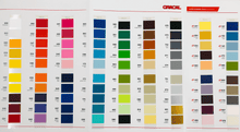 Load image into Gallery viewer, Crafter's Vinyl Supply Oracal 631 Starter Pack - 89 Colors - 12x12 Inch Sheets by Crafters Vinyl Supply
