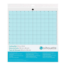 "Load image into Gallery viewer, Crafter's Vinyl Supply Tools & Accessories 12"" x 12"" Silhouette Cutting Mat for Cameo by Crafters Vinyl Supply"