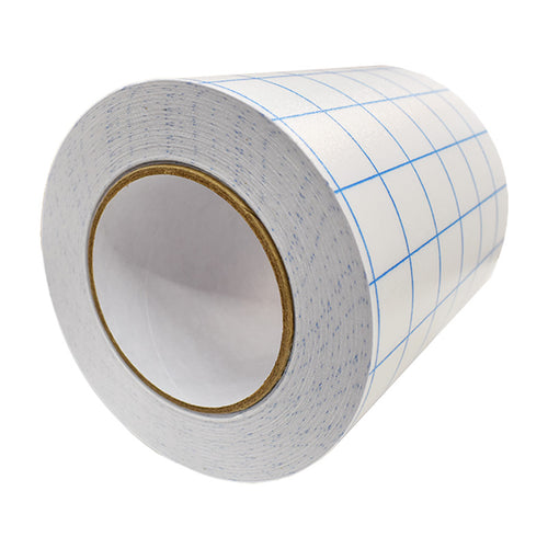 CraftTac Clear Medium High Tack Tape with Grid & Liner