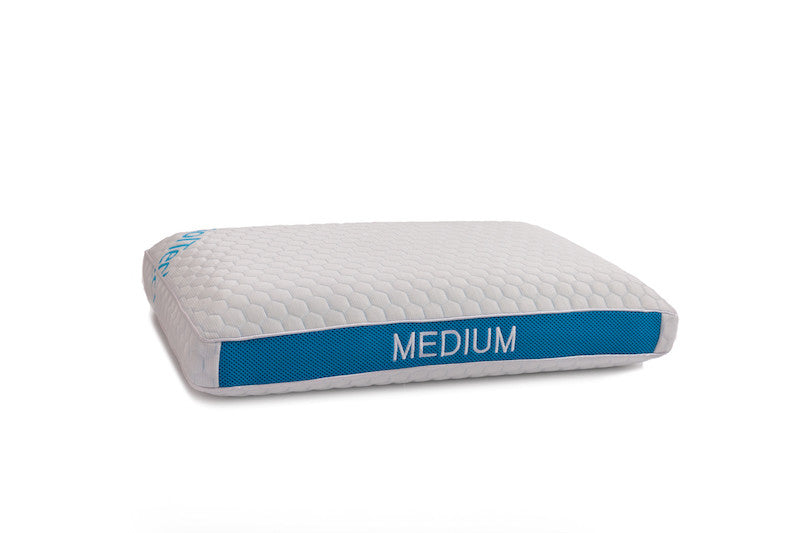 Cool Tech Memory Foam Pillow - Medium Profile