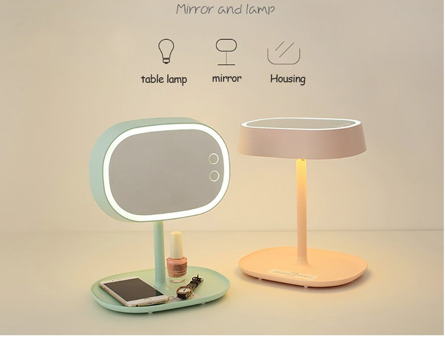 rakes store muid make up mirror led