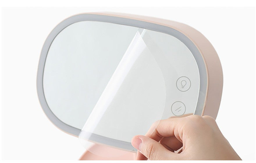 rakes store make up mirror led