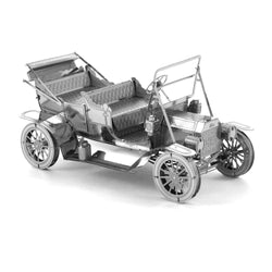 3D Laser Cut Metallic Nano Puzzle - Ford Tin Lizzy