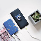 MaoXin Power Bank 10000mAh Geometric Pattern Series (Gift Set) - Planet