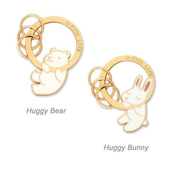 Couple Bunny and Bear Series