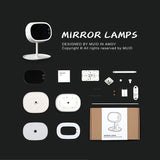 3-in-1 LED Make Up Mirror