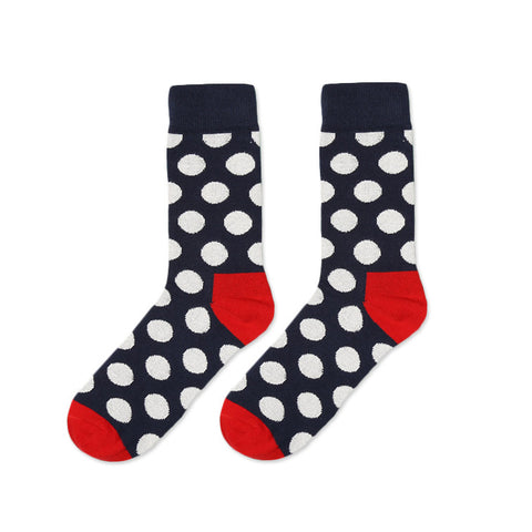 Polka Dotti Series - White Dots