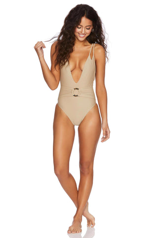 One Shoulder Jill One Piece