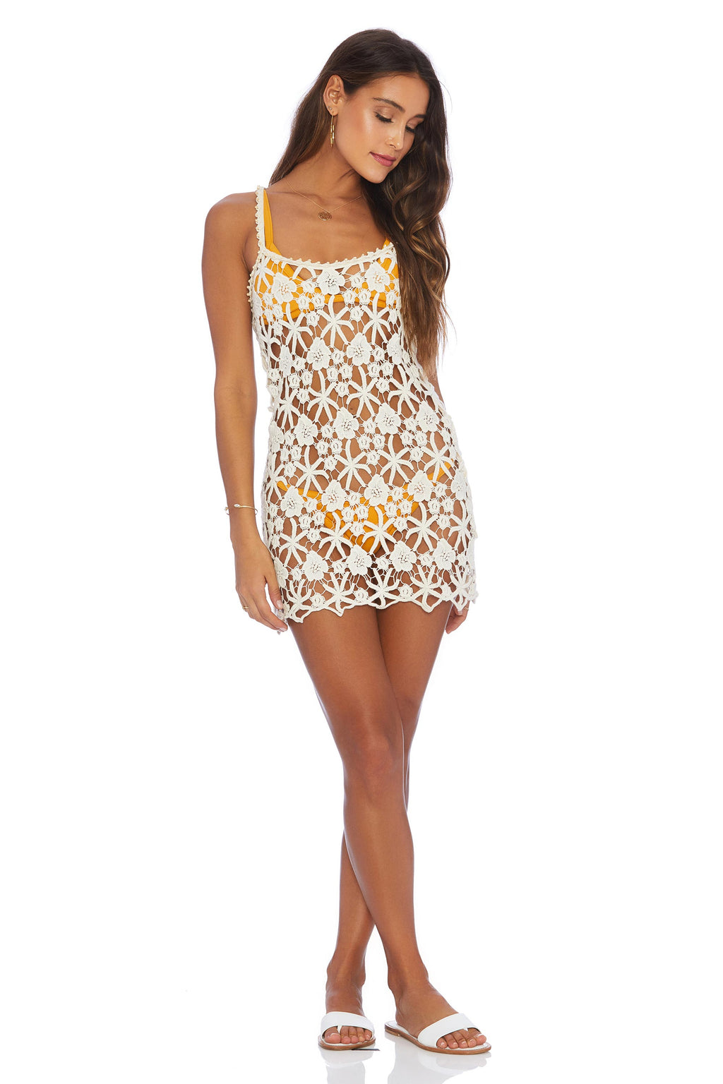 Crochet Liz Dress
