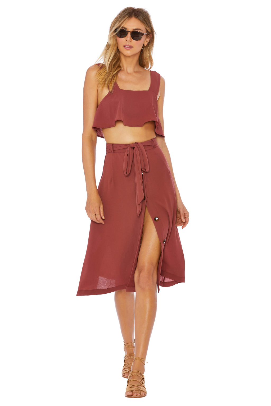Midi Alyssa Skirt