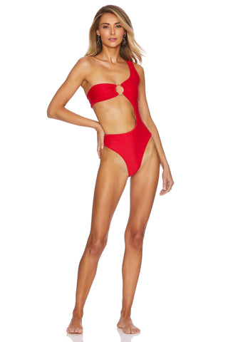 Ruffle Thais One Piece