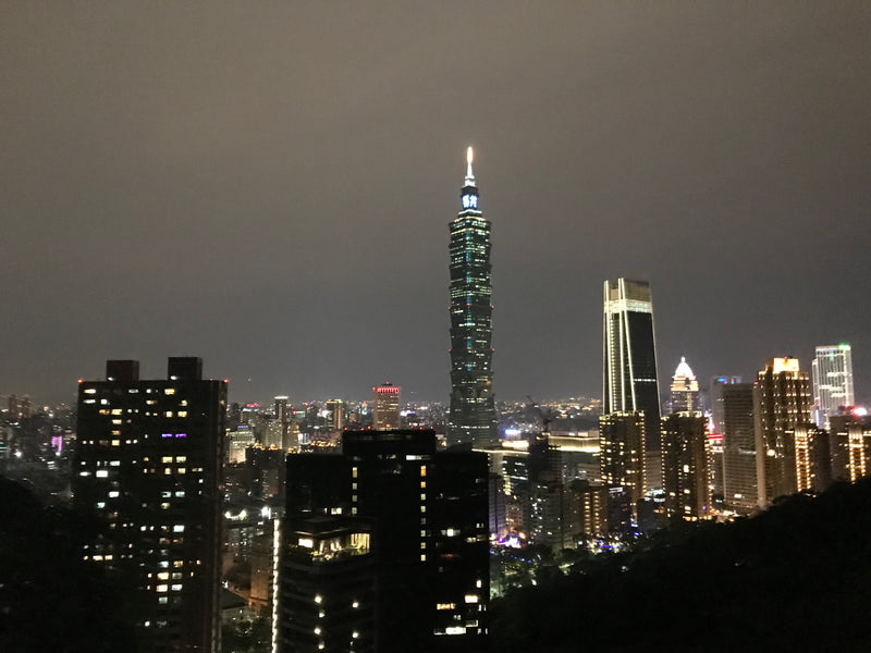 City Guide: Favourite Spaces - Taipei, Taiwan