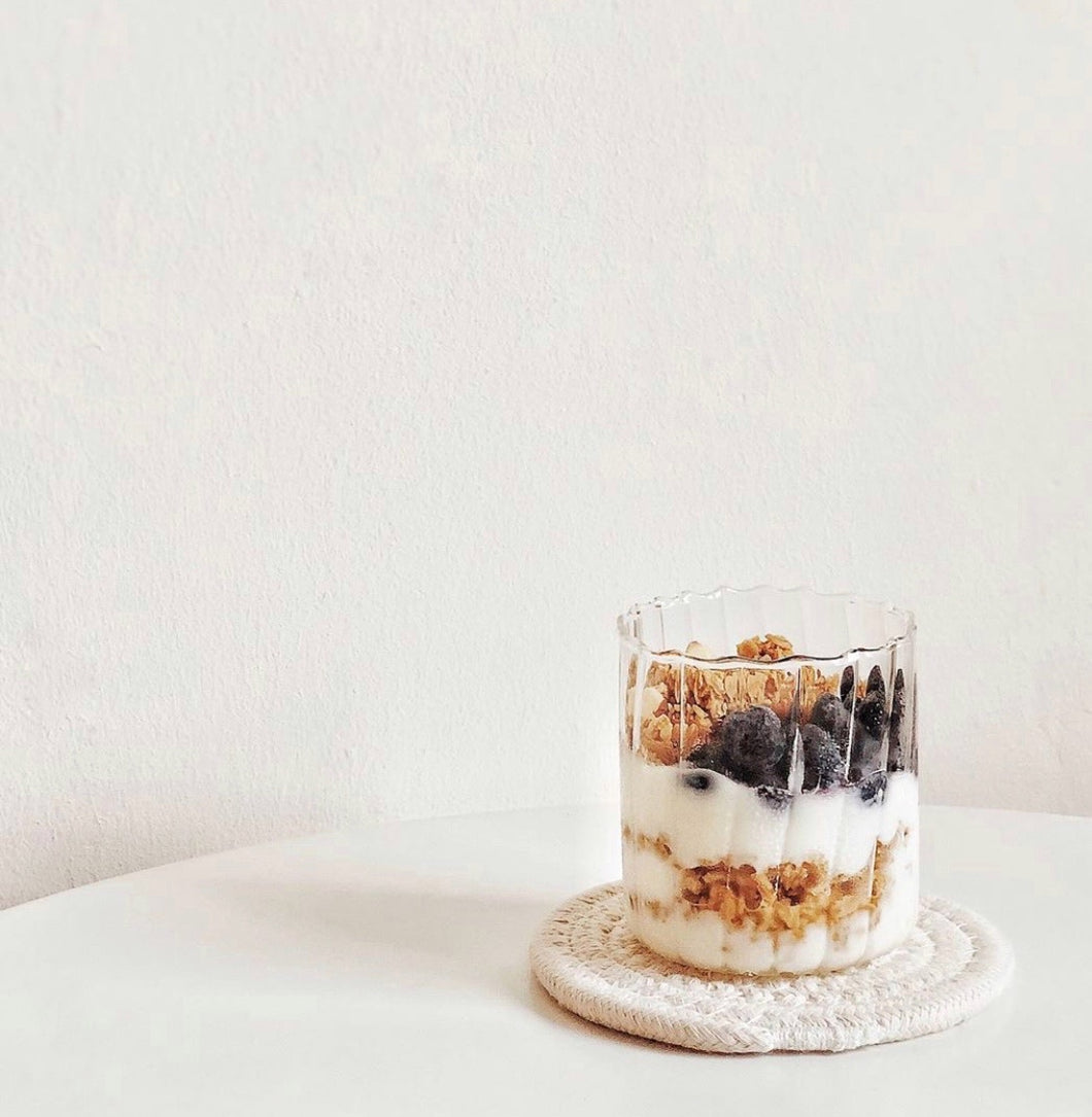 Bondi Yogurt Glass