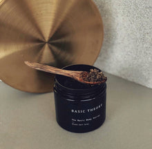 The Basic Body Polish: Black Earl Grey