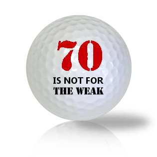 See All Age Golf Balls