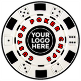 Custom and Personalized Poker Chips