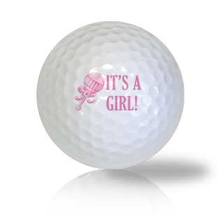 It's A Girl Golf Balls - Half Price Golf Balls - Canada's Source For Premium Used & Recycled Golf Balls