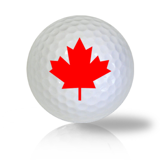 Maple Leaf Golf Balls - Half Price Golf Balls - Canada's Source For Premium Used & Recycled Golf Balls
