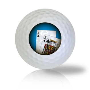 Black Jack Golf Balls - Half Price Golf Balls - Canada's Source For Premium Used & Recycled Golf Balls