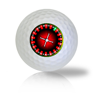 Roulette Golf Balls - Half Price Golf Balls - Canada's Source For Premium Used & Recycled Golf Balls