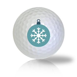 Tree Decoration Golf Balls