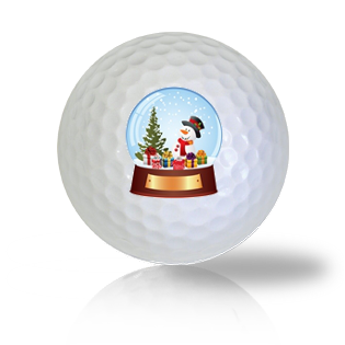 Snow Globe Golf Balls - Half Price Golf Balls - Canada's Source For Premium Used & Recycled Golf Balls