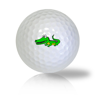 Funky Gator Golf Balls - Half Price Golf Balls - Canada's Source For Premium Used & Recycled Golf Balls