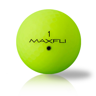 Maxfli StraightFli Matte Green - Half Price Golf Balls - Canada's Source For Premium Used & Recycled Golf Balls