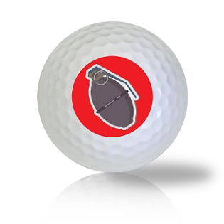 Grenade Golf Balls - Half Price Golf Balls - Canada's Source For Premium Used & Recycled Golf Balls