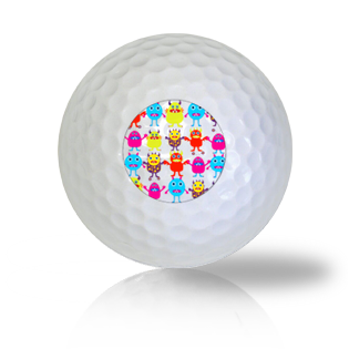Monster Party Golf Balls - Half Price Golf Balls - Canada's Source For Premium Used & Recycled Golf Balls