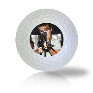 Sarah Palin Aim Golf Balls - Half Price Golf Balls - Canada's Source For Premium Used & Recycled Golf Balls