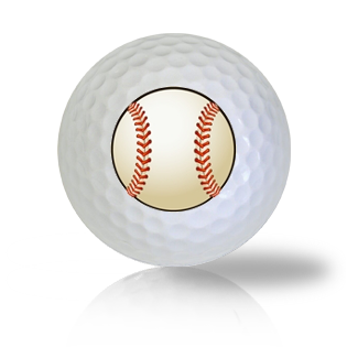 Baseball Golf Balls - Half Price Golf Balls - Canada's Source For Premium Used & Recycled Golf Balls