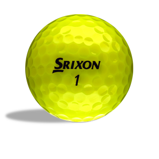 Srixon Z-Star XV Yellow - Half Price Golf Balls - Canada's Source For Premium Used & Recycled Golf Balls