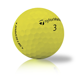 TaylorMade Soft Response Yellow