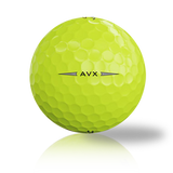 Titleist AVX 2020 Yellow - Half Price Golf Balls - Canada's Source For Premium Used & Recycled Golf Balls