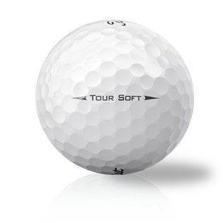 Custom Titleist Tour Soft 2018 - Half Price Golf Balls - Canada's Source For Premium Used & Recycled Golf Balls