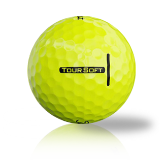 Titleist Tour Soft Yellow 2020