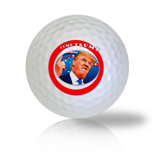 Dump Trump Golf Balls - Half Price Golf Balls - Canada's Source For Premium Used & Recycled Golf Balls
