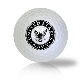 US Navy Golf Balls